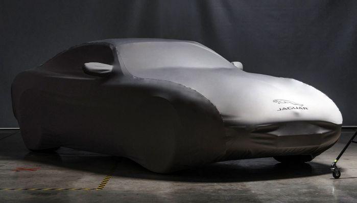 Classic Jaguar Custom Outdoor Car Cover