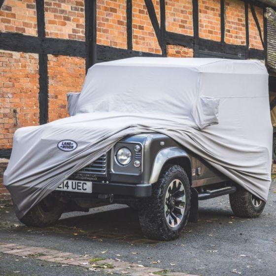Land Rover Classic Custom Outdoor Car Cover