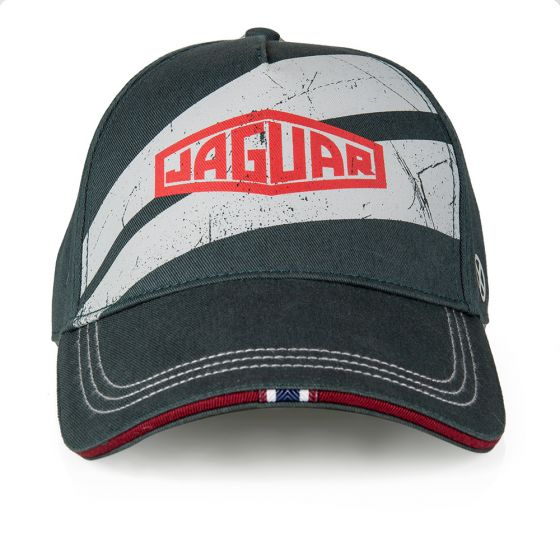 JGCH478GNA - JAG Heritage Stripe Graphic Cap