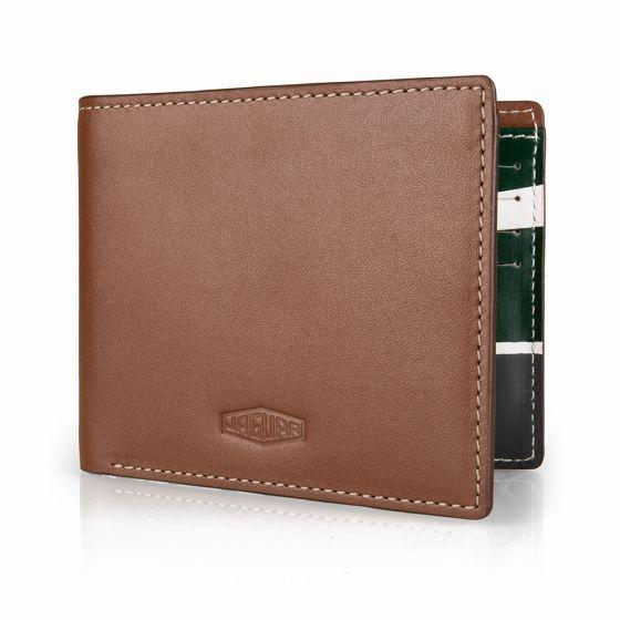 JGLG435BNA - JAG Heritage Dynamic Graphic Leather Wallet