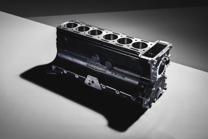 C22250 - Jaguar 3.8l Engine Block