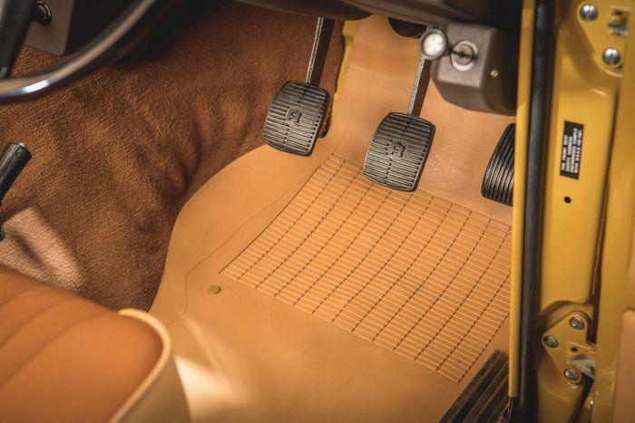 Rand Rover Floor Mats