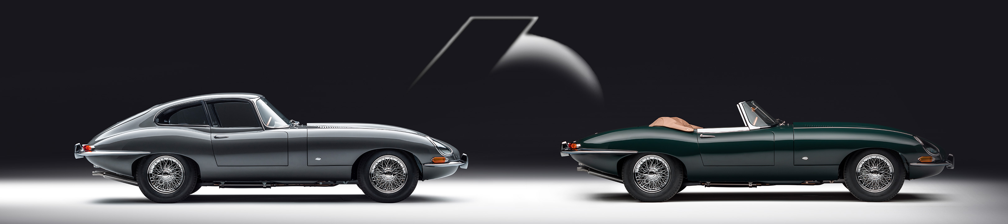 E-Type 60 Collection Parts
