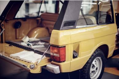 New Range Rover Classic Panels