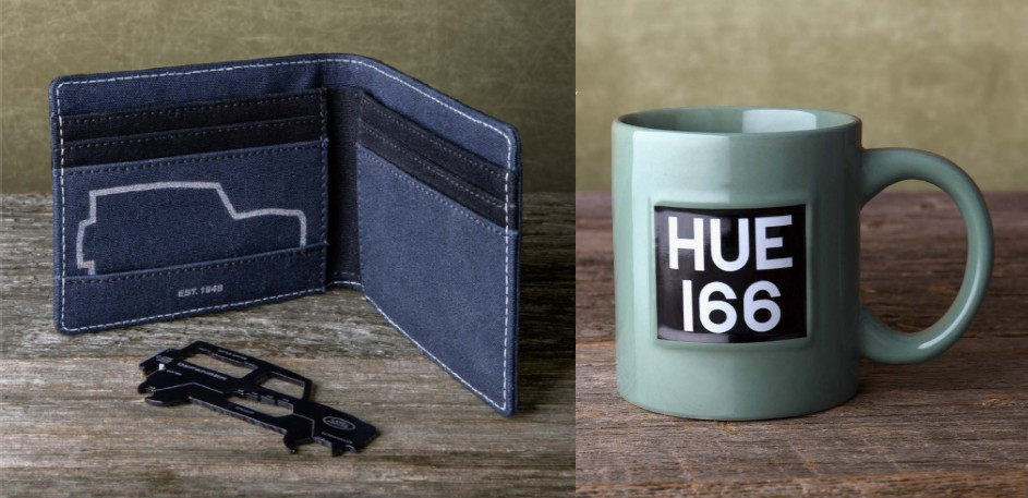 Land Rover Classic Merchandise and Lifestyle Products